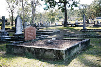 photo of General Cemetery