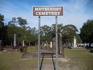 photo of Methodist Cemetery