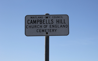 photo of Campbells Hill (Anglican) Cemetery