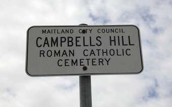 photo of Campbells Hill (Catholic) Cemetery