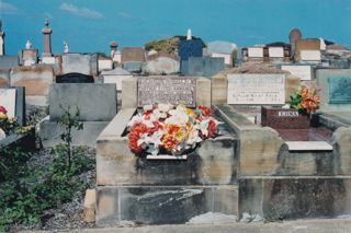 photo of Eastern Suburbs Memorial Park's Church burial ground
