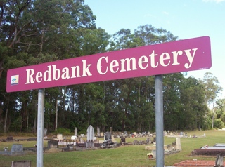 photo of Redbank Cemetery