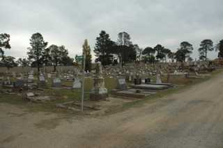 photo of Rylstone (part 1) Cemetery