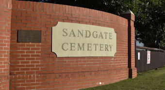 photo of Sandgate Cemetery