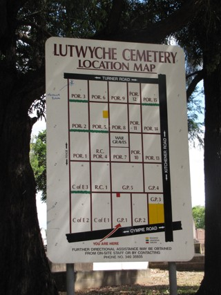 photo of Lutwyche War Military Cemetery