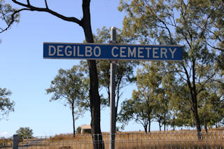 photo of Degilbo Cemetery