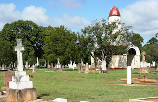 photo of Maryborough (part 2) Cemetery