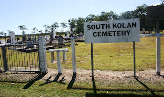photo of South Kolan Cemetery