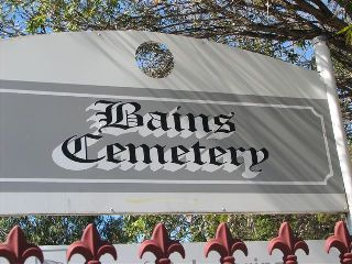 photo of Baines Municipal Cemetery