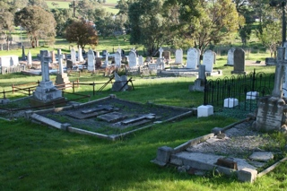 photo of Christchurch Anglican Cemetery