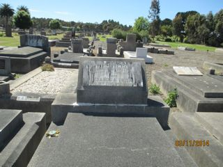 photo of Bairnsdale Cemetery