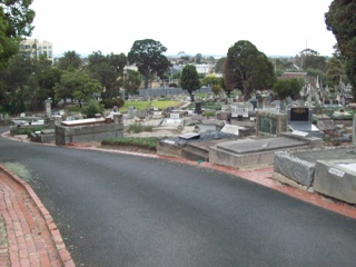 photo of Cheltenham Cemetery