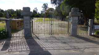 photo of Koondrook Cemetery