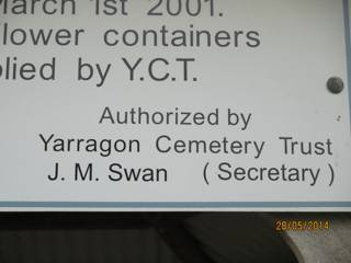 photo of Yarragon Cemetery