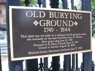 photo of Old Burying Ground Cemetery