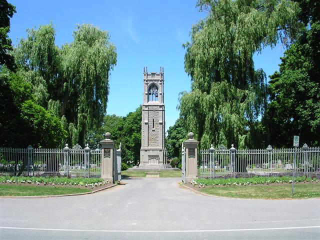 photo of Victoria Lawn Cemetery