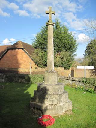 photo of St Peter War Memorial