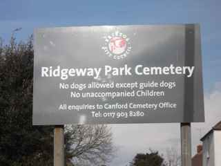 photo of Ridgeway Park Cemetery