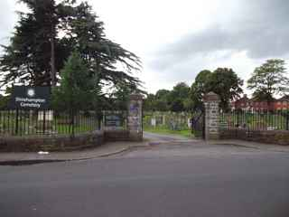 photo of Shirehampton (Military Graves) Cemetery