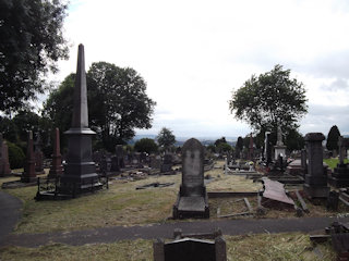 photo of Avon View (part 2) Cemetery
