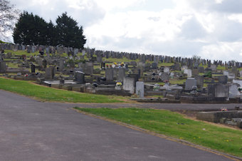 photo of Avon View (part 3) Cemetery