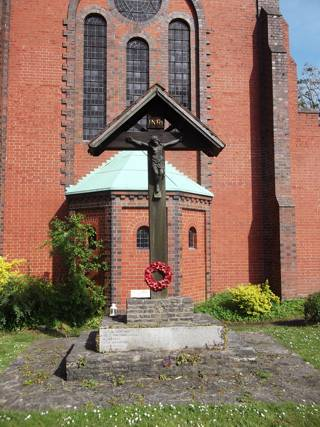 photo of St Gregory the Great War Memorial