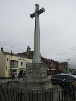 photo of War Memorial
