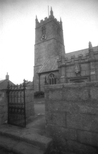 photo of St Just's Church
