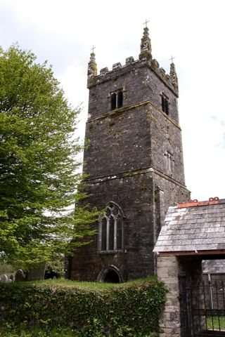 photo of St Pinnock's Church