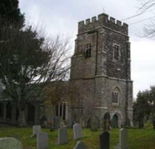 photo of St Cyrus and St Julietta's Church burial ground