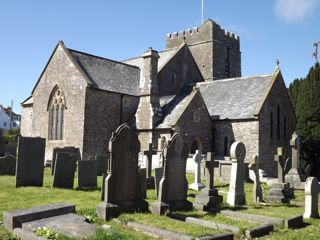 photo of St Helen (pt 2)'s Church burial ground