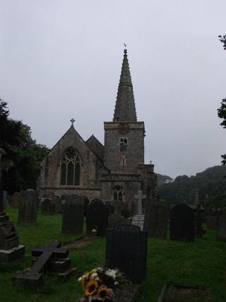photo of St John the Baptist (1)'s Church burial ground