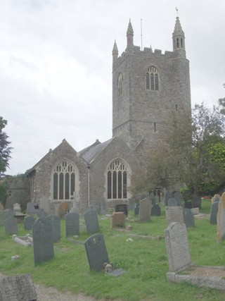 photo of St Mary the Virgin 1's Church burial ground