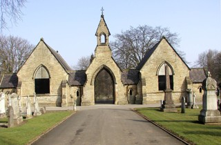 photo of Oxbridge P Cemetery