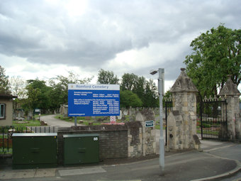 photo of Crow Lane Cemetery