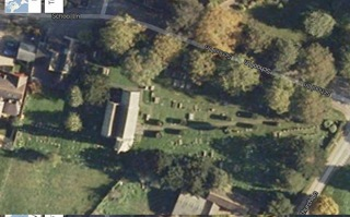 photo of St Paul's Church burial ground