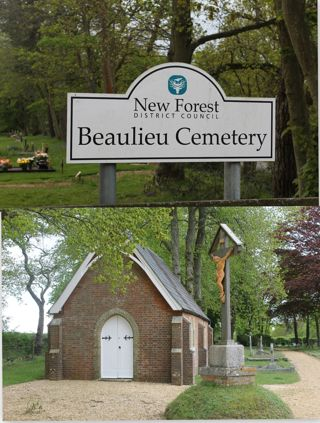 photo of Beaulieu Cemetery
