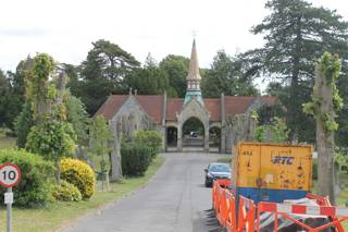 photo of Wickham Road (part 2) Cemetery