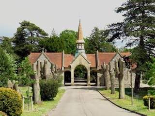 photo of Wickham Road (part 3) Cemetery
