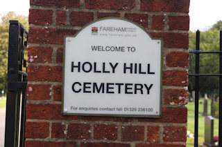 photo of Holly Hill Cemetery