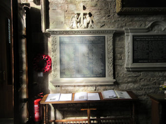 photo of St Michael and All Angels (roll of honour)