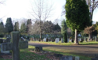 photo of Corporation Cemetery