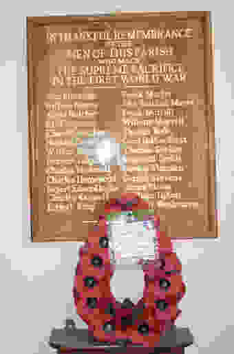 photo of St Mary (WW1 roll of honour)