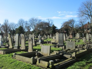 photo of Scartho Road (1-3) Cemetery