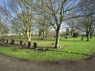 photo of Scartho Road (113-115 120-123) Cemetery