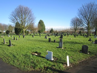 photo of Scartho Road (127-130 134-137) Cemetery