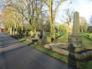 photo of Scartho Road (north reserved borders) Cemetery