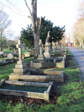 photo of Scartho Road (south reserved borders) Cemetery