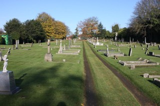 photo of Laceby Cemetery