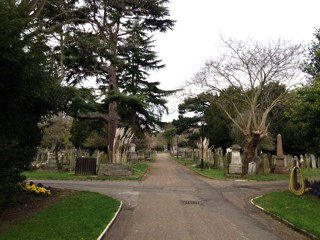 photo of Hanwell Cemetery